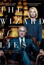 The Wizard Of Lies (2017) afişi