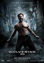 Wolverine (2013) afişi