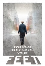 The World Before Your Feet (2018) afişi