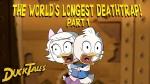 The World's Longest Deathtrap! - DuckTales (2018) afişi