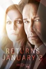 The X Files (2018) afişi