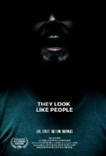 They Look Like People (2015) afişi