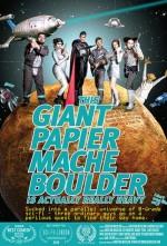 This Giant Papier-Mâché Boulder Is Actually Really Heavy (2016) afişi