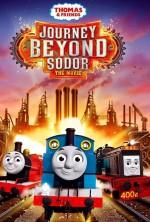 Thomas ve Arkadaşları Sodor'un Ötesine Yolculuk (2017) afişi