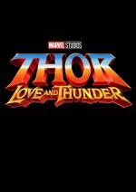 Thor: Love and Thunder (2021) afişi