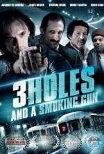 Three Holes, Two Brads, and a Smoking Gun