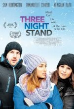Three Night Stand (2013) afişi