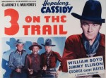 Three on the Trail (1936) afişi