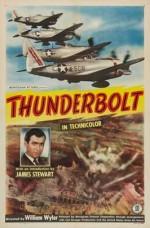 Thunderbolt (1947) afişi