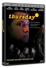 Thursday (2006) afişi