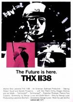 THX 1138 (1971) afişi