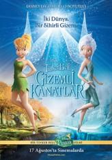 Tinker Bell: Gizemli Kanatlar (2012) afişi
