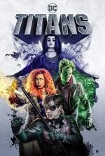 Titans (2018) afişi