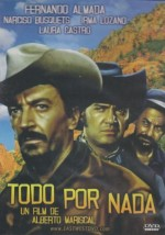 Todo Por Nada (1969) afişi
