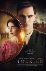 Tolkien (2019) afişi