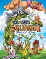 Tom ve Jerrynin Dev Macerası (2013) afişi