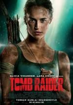 Tomb Raider (2018) afişi