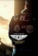 Top Gun: Maverick (2020) afişi