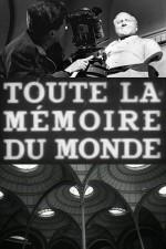 Toute La Mémoire Du Monde (1956) afişi