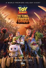 Zamanın Unuttuğu Oyuncak Hikayesi (2014) afişi