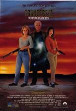 Trancers 2: The Return Of Jack Deth (1991) afişi