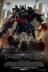 Transformers: Ay'ın Karanlık Yüzü Afişi