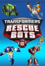Transformers: Rescue Bots  Sezon 3 (2015) afişi