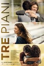 Tre piani (2020) afişi
