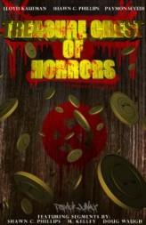 Treasure Chest Of Horrors (2012) afişi