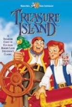Treasure ısland (1973) afişi