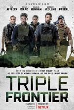 Triple Frontier (2019) afişi