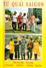 Tu quai sai gon (1965) afişi