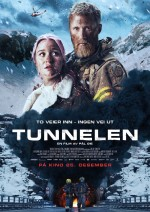 Tunnelen (2019) afişi