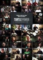 Kaplumbağa Gücü: Ninja Kaplumbağaların Eksiksiz Geçmişi (2014) afişi