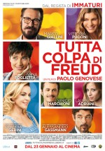Tutta colpa di Freud (2014) afişi