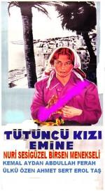 Tütüncü Kızı Emine (1958) afişi