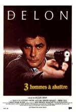 Üç Adam Ölecek (1980) afişi