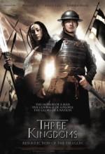 Üç Hanedan: Ejderin Dirilişi (2008) afişi