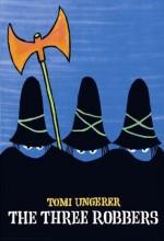 Üç Haydut (1972) afişi