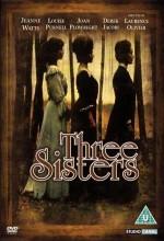 Üç Kız Kardeş (1970) afişi