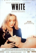 Üç Renk: Beyaz (1994) afişi