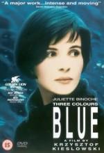 Üç Renk: Mavi (1993) afişi