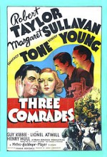 Üç Yoldaş (1938) afişi