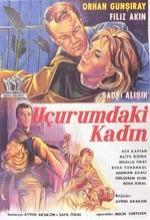 Uçurumdaki Kadın(ı) (1964) afişi