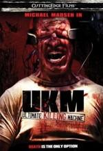 Ukm: The Ultimate Killing Machine (2006) afişi