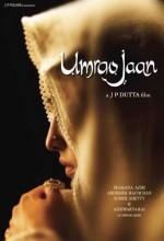 Umrao Jaan (2006) afişi