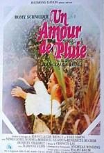 Un Amour De Pluie (1974) afişi