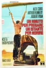 Un Mınuto Para Rezar Un Segundo Para Morır (1968) afişi