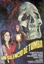 Un Silencio De Tumba (1972) afişi