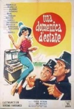 Una Domenica D'estate (1966) afişi